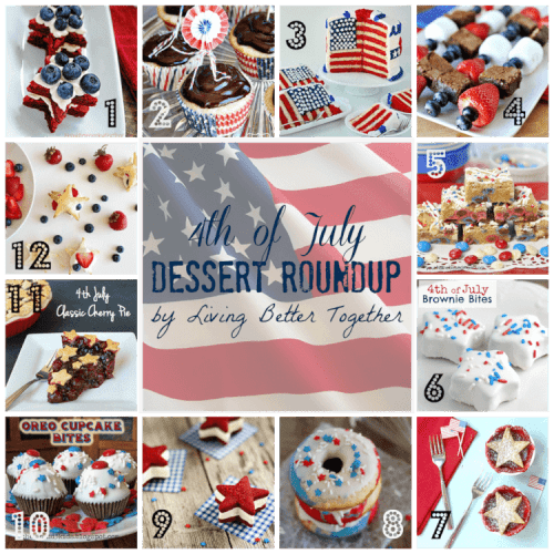 4th of July Dessert Roundup