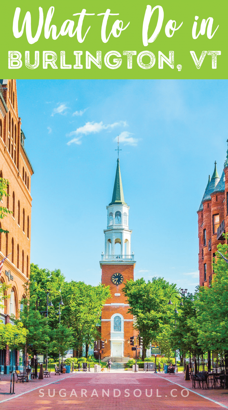 Planning a trip to Burlington, Vermont? Here are some recommendations for where to stay, eat, and things to do in and around the city!