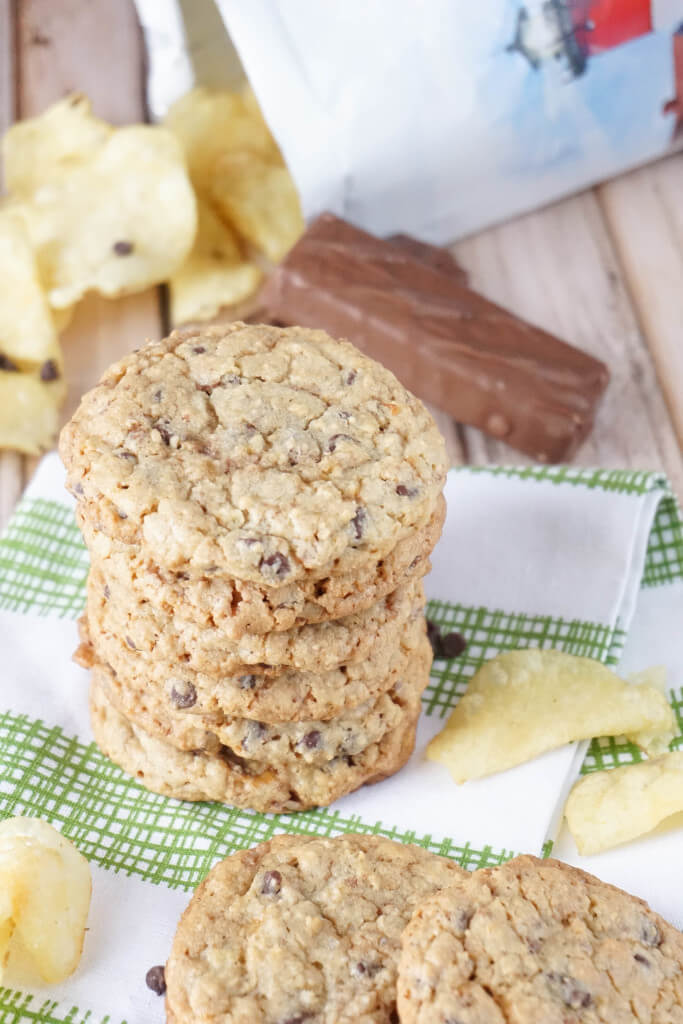 These Late Night with Neiman Marcus Cookies combines the $250.00 Neiman Marcus Cookie Recipe with the creative wit and amusement of Jimmy Fallon and his Late Night Snack Ice Cream!