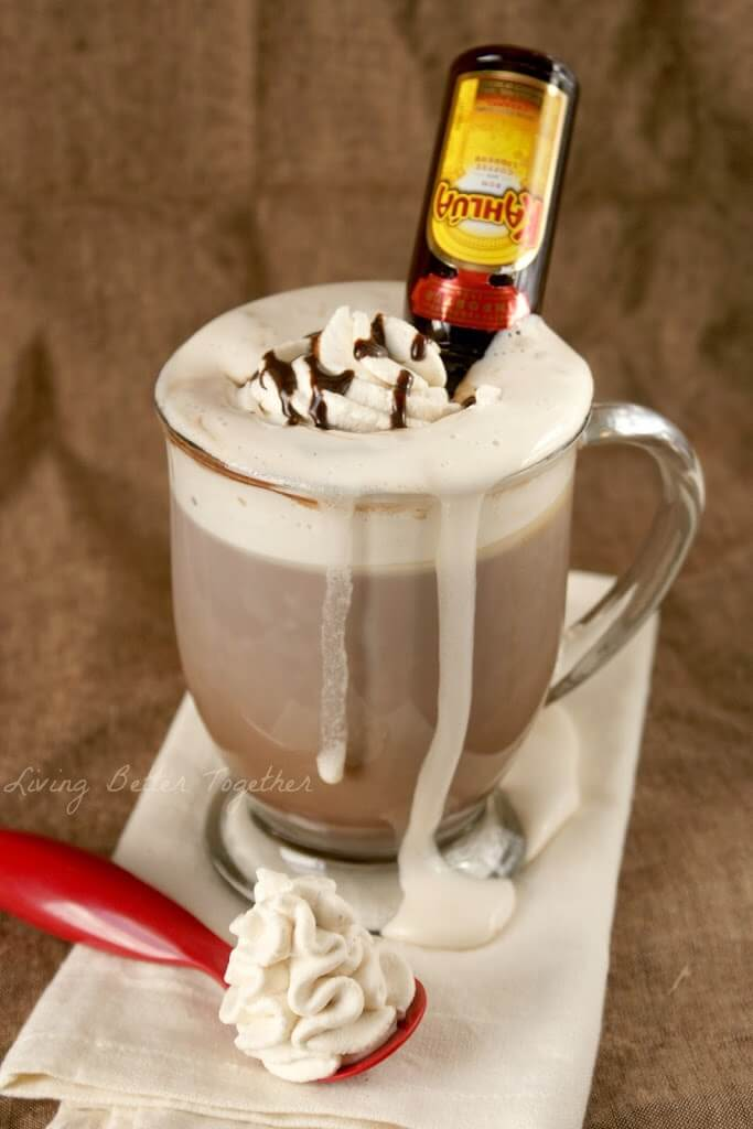 Kahlua Hot Chocolate   Living Better Together