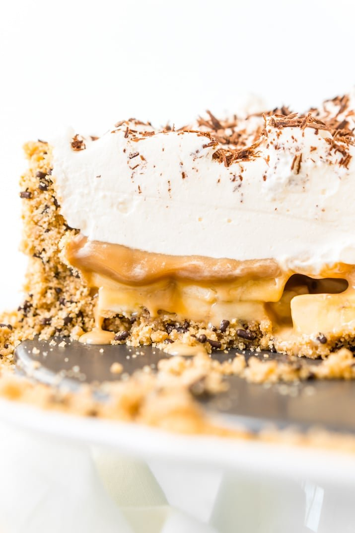 How To Make Banoffee Pie fro Scratch