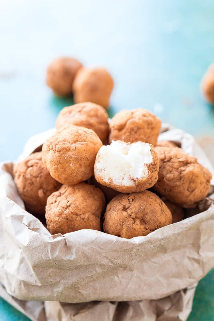 How to make Irish potato candy
