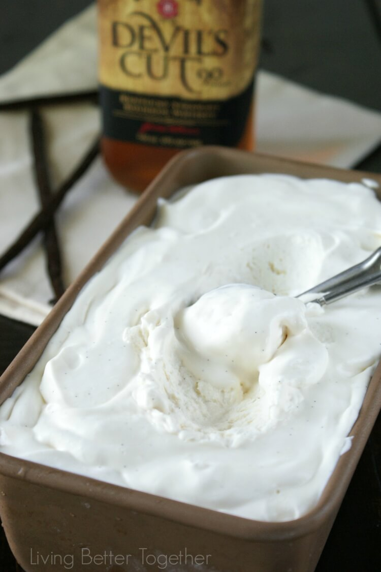 bourbon vanilla bean no churn ice cream an easy no churn vanilla ice