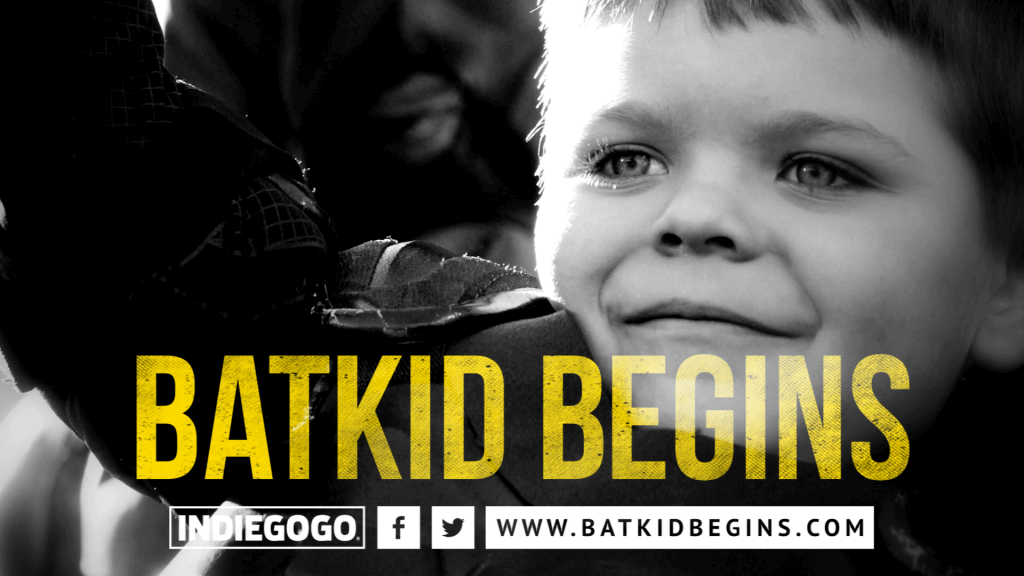 Indie Film Friday - Batkid Begins | www.sugarandsoul.co