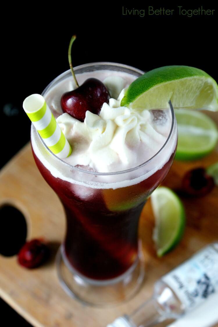 Hard Cherry Limeade