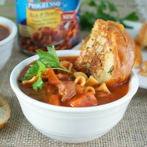 Easy Weeknights with Progresso