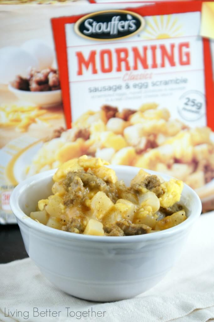 Stouffer's Morning Classics #shop #MyGoodLife