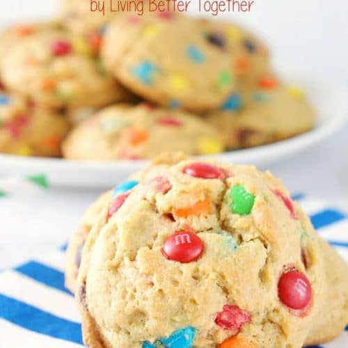 M&M's® Pudding Cookies