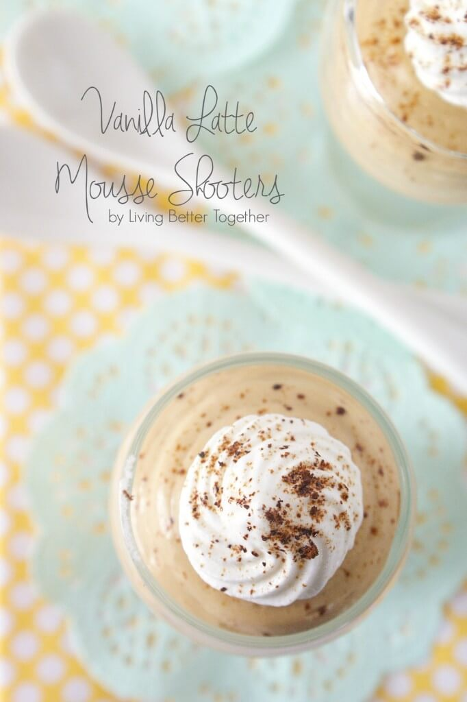 Vanilla Latte Mousse Shooters. These rich and creamy shooters come together in minutes and have a PointsPlus value of 1! Living Better Together