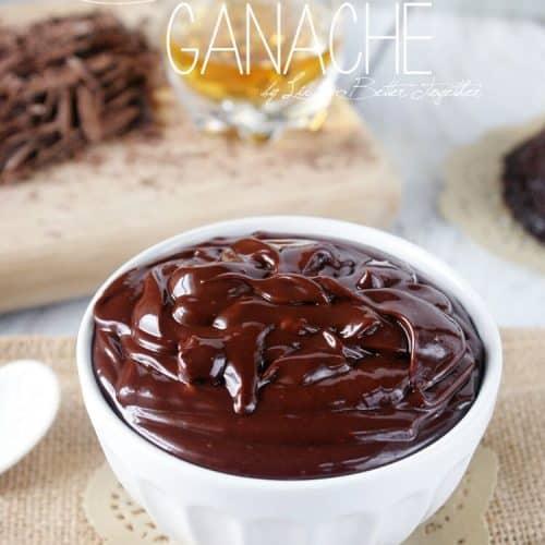 Bourbon Ganache