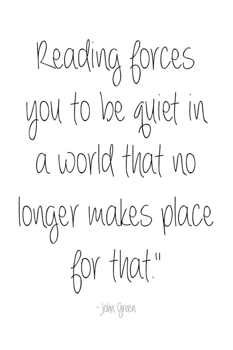 Quotes About Love Of Reading : The Blissful Bookworms is a virtual book club that works around your ...