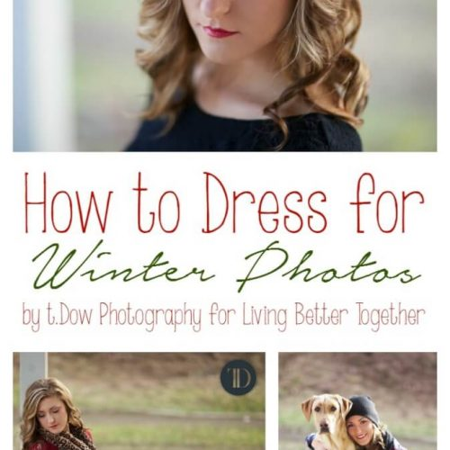 How to Dress for Winter Photos