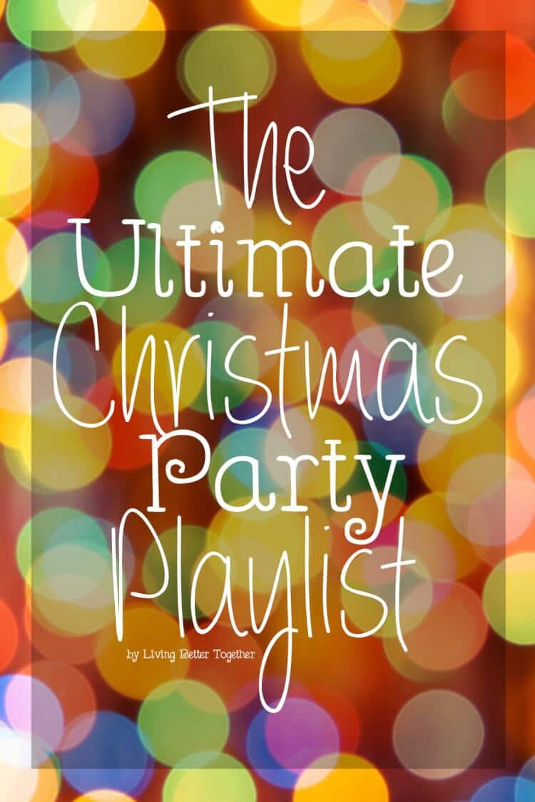 The Ultimate Christmas Party Playlist