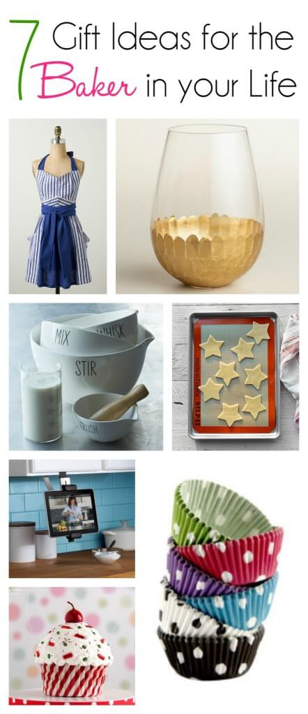Have a baker in your life? Don't know what to get them? Check out these great gift ideas to get started! www.sugarandsoul.co