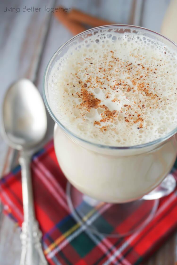 Starbucks Eggnog Latte Recipe - Genius Kitchen
