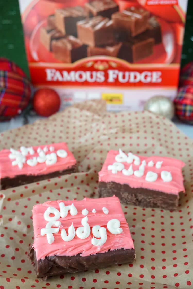 A Christmas Story Holiday Recipes and Party - Sugar