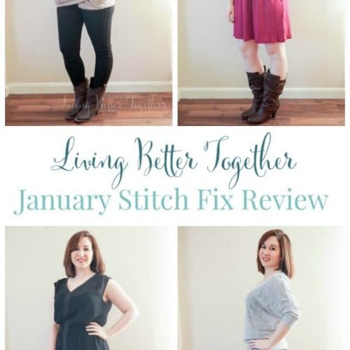 Stitch Fix Review – January 2015