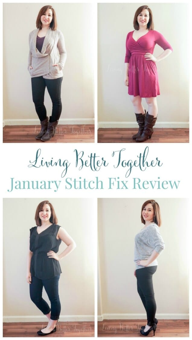 Stitch Fix Review – January 2015
