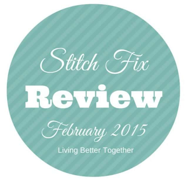 Stitch Fix Review February 2015