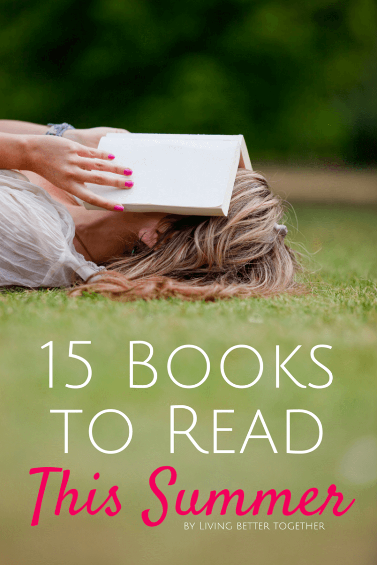 15 Books to Read – Summer 2015