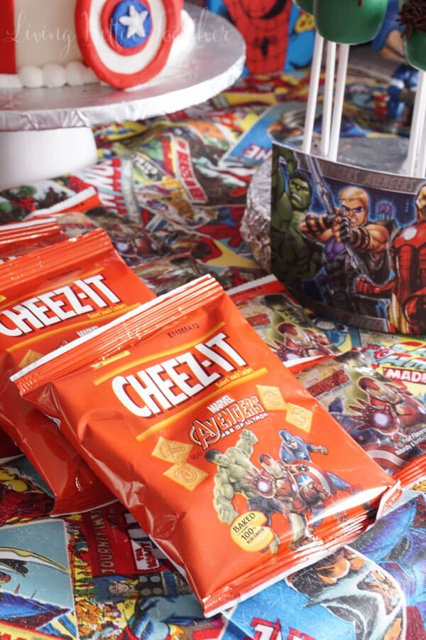 MARVEL's The Avengers: Age of Ultron hits theaters in just a couple weeks! Here are some great party ideas to get you excited for the premiere!