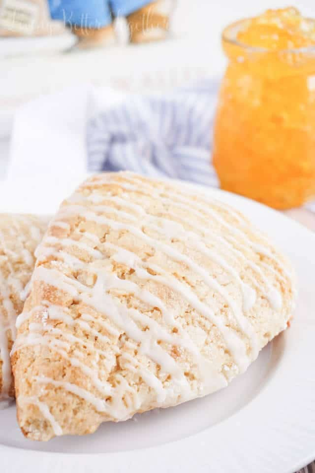 Paddington's Orange Marmalade Scones