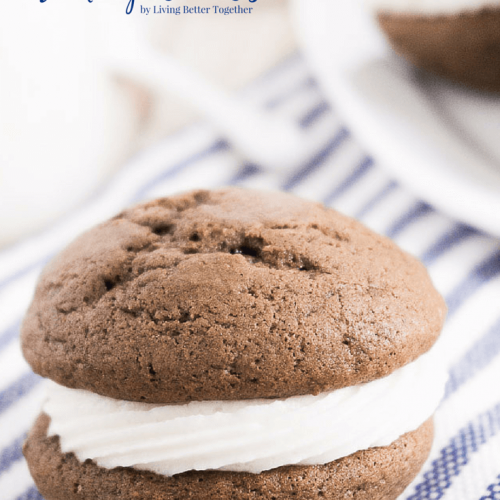 Classic Maine Whoopie Pies