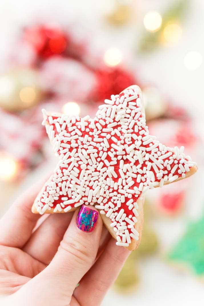 Sugar Cookie Recipe for Decorating