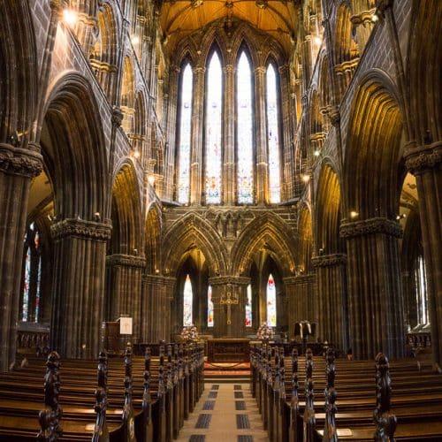 Scotland – Oban, Stirling, and Glasgow