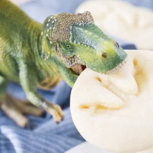 Jurassic Park Dinosaur Cookies