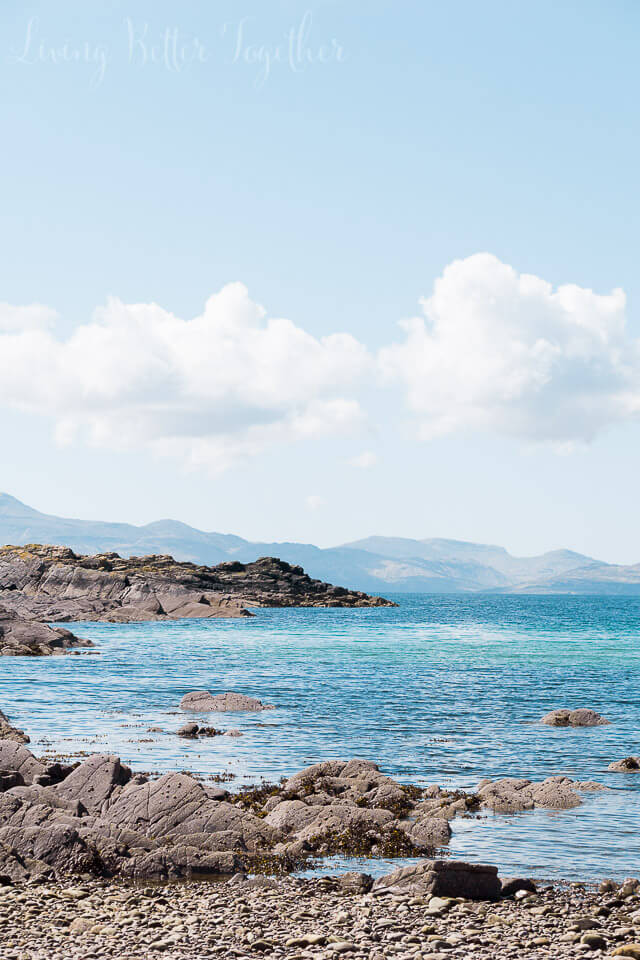Point of Sleat, Isle of Skye, Scotland - Planning a trip to Scotland? Check out some of the great hikes to do on the Isle of Skye where to stay!