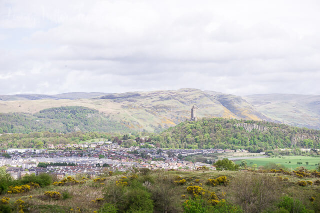National Wallace Monument, Scotland