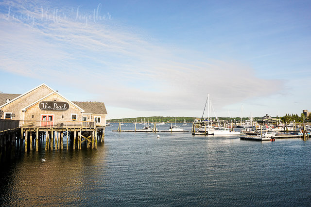 Rockland maine sugar soul for Best time to visit maine for lobster