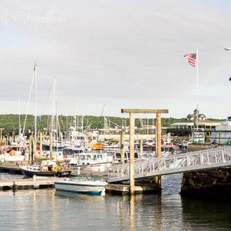 Hit the road for a day trip to Rockland, Maine. What to see, do and eat in this beautiful coastal town!