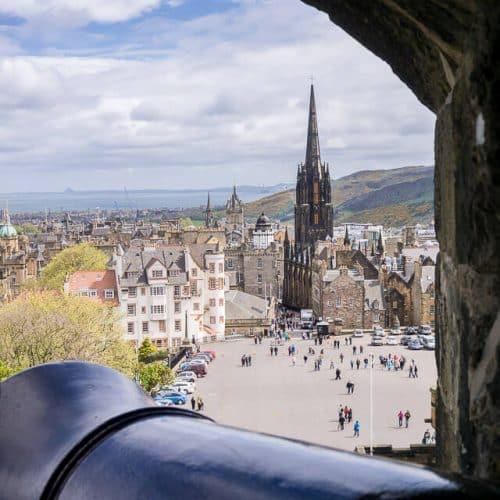 Scotland Road Trip Stop: Edinburgh