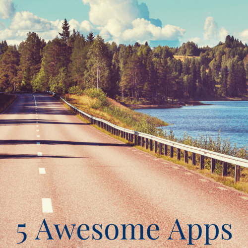 5 Awesome Apps for Day Trips