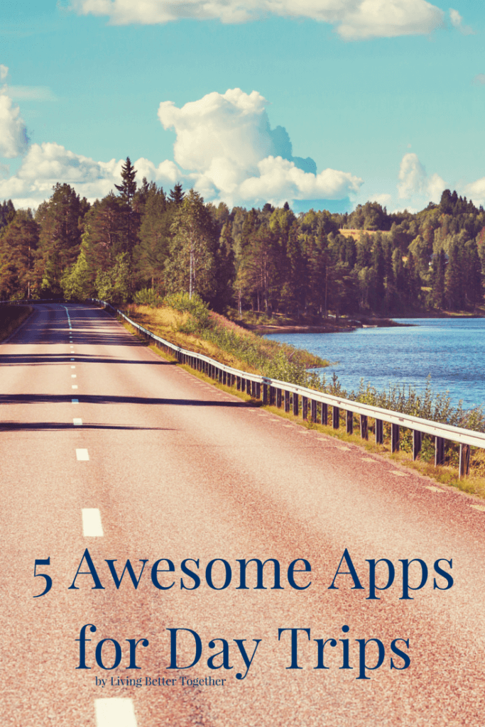 These 5 Awesome Apps for Day Trips will make on the go planning a breeze! #Tips4Trips #ad