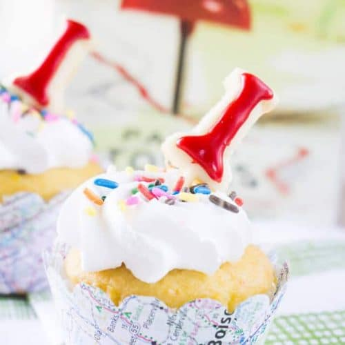 Paper Towns Cupcakes