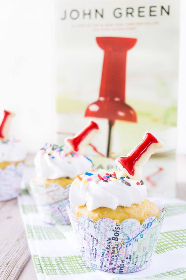 Paper Towns Cupcakes Sugar Soul