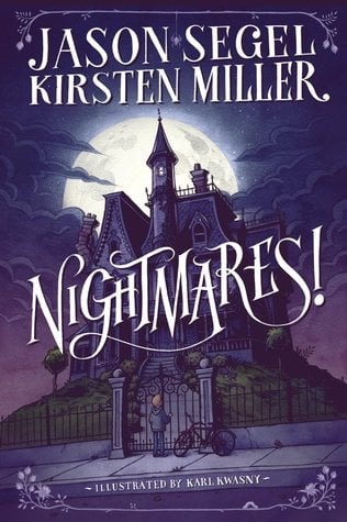 Nightmares by Jason Segel and Kristen Miller - These 15 Supernatural Books to Read this Fall are just the thing to get your imagination going, from young adult to short stories to just plain creepy, there's a little something for everyone.
