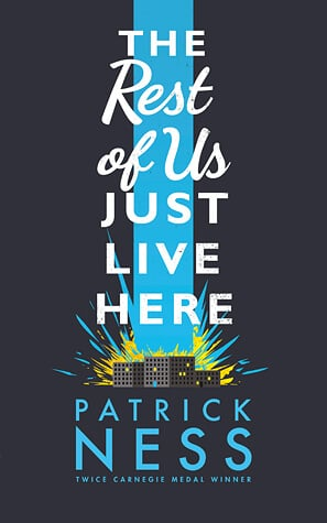 The Rest of Us Just Live Here by Patrick Ness - These 15 Supernatural Books to Read this Fall are just the thing to get your imagination going, from young adult to short stories to just plain creepy, there's a little something for everyone.
