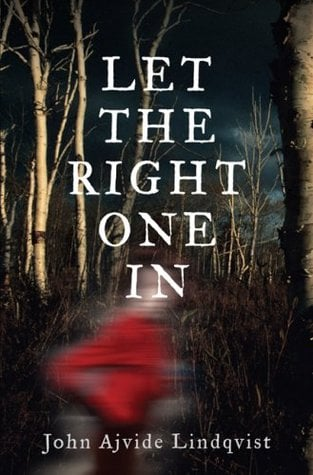 Let the Right One In by John Ajvide Lindqvist - These 15 Supernatural Books to Read this Fall are just the thing to get your imagination going, from young adult to short stories to just plain creepy, there's a little something for everyone.
