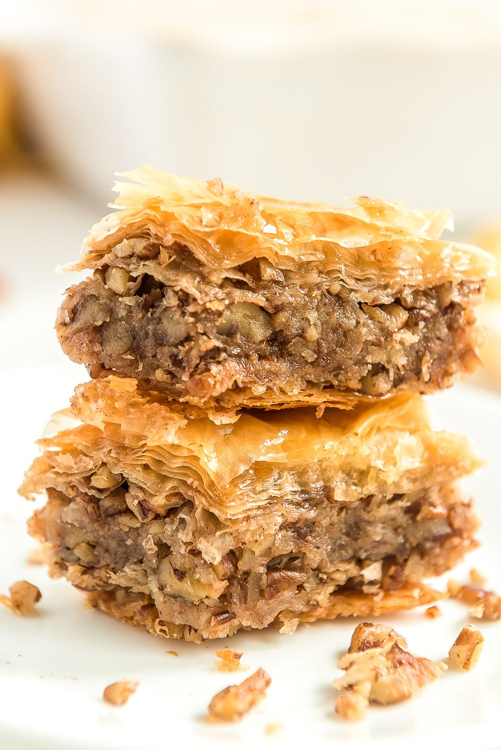 Baklava Easy Homemade Recipe Sugar And Soul Co