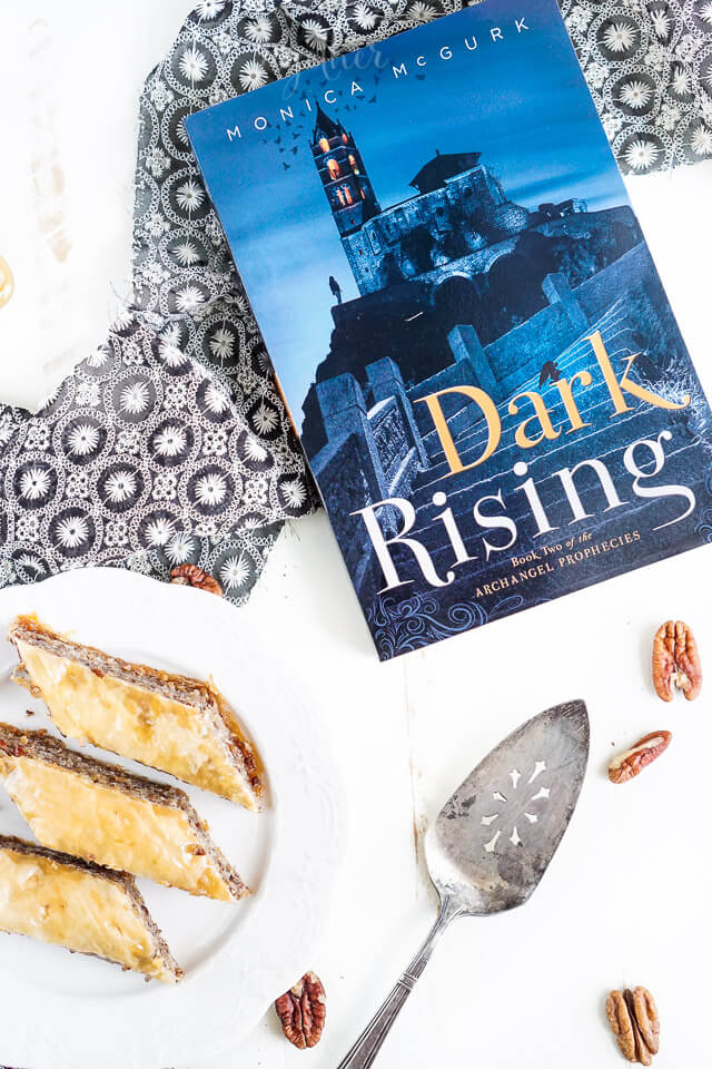 Traditional Baklava & Dark Rising Book Review