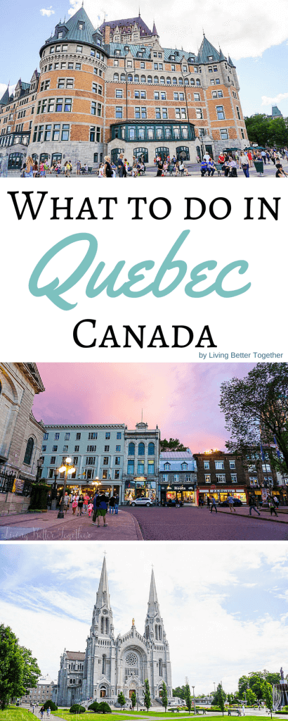 Quebec City In 48 Hours