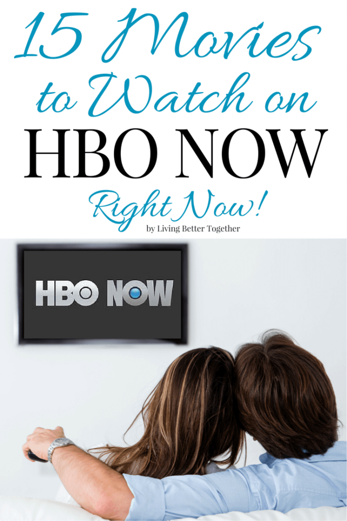 Check out these 15 Movies to Watch on HBO NOW, there's so much you can get with your subscription other than great TV shows!