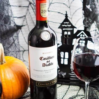 Halloween Party Tips with Casillero del Diablo
