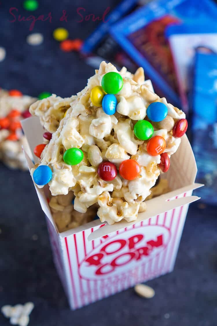 Movie Night Marshmallow Treats
