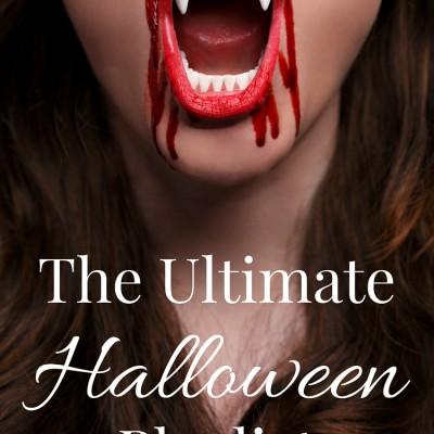 The Ultimate Halloween Playlist