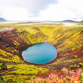 The Golden Circle in Iceland is one of the most popular tourists routes that can be done in a day and is close to the airport making it a great excursion!